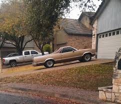 el camino this 1985 chevy el camino is for sale in great shape gm authority