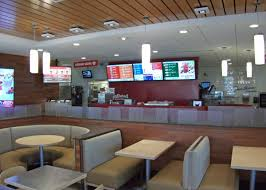 Fast Food Kitchen Design Wendy U0027s Tests Four New Stores Restaurant News Qsr Magazine