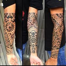 tiki tattoos for ideas and designs for guys