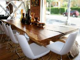 Solid Wood Dining Room Table And Chairs Exellent Home Design Natural Wooden Dining Room Table Simple