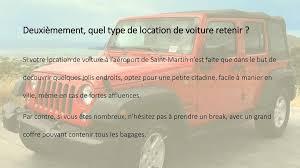 location voiture avec si e b location voiture martin ppt télécharger