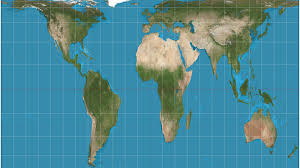 Map Showing Equator Boston Students Get A Glimpse Of A Whole New World With Different