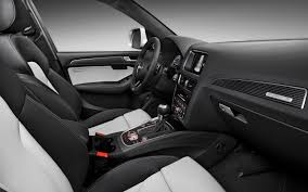 Audi Q5 White - 2013 audi q5 first drive motor trend