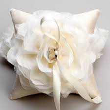 wedding pillow rings stunning wedding rings wedding pillow ring