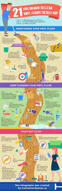 6 genius tips on cleaning your vinyl plank flooring