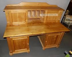Schreibtisch Mit Aufsatz Mobiliar U0026 Interieur Schreibmöbel Stilmöbel Nach 1945