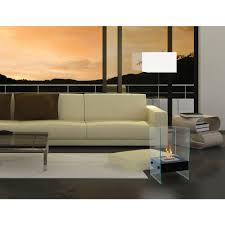 anywhere fireplace hudson 12 in vent free ethanol fireplace in