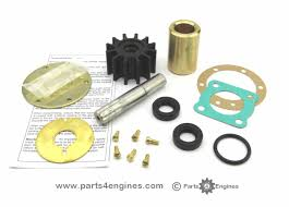 perkins 4 99 4 107 4 108 raw water pump impellers service kits