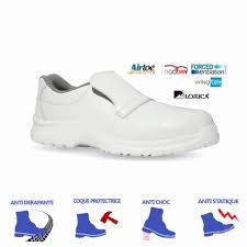 chaussure de securite cuisine femme chaussures de sécurité cuisine securite femme blanche webpyx