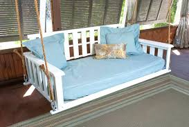 outdoor floating bed outdoor floating bed image of hanging porch bed style floating