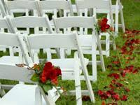 white wedding chairs for rent party rentals chicago tent rental chicagoland event rental store