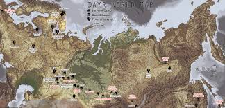 Full World Map Game Of Thrones by World Map Dayr Wikia Fandom Powered By Wikia