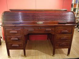 bureau acajou bureau américain de milieu en acajou vers 1900 desks
