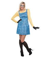 Minion Costume Ebay Woman Minion Costume Ebay