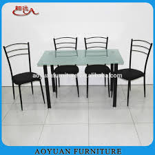 Glass Top Dining Table And Chairs V Frosted Glass Dining Table 6 Cream Chairs 650 Frosted Glass