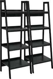 Ladder Shelf Bookcase Ikea Bookcase 25 Ikea Kallax Or Expedit Shelf Hacks Open Bookcase