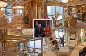 100 inside trump s penthouse cote de texas president trump