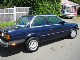 bmw 3 series 325ix 1984 auto images and specification