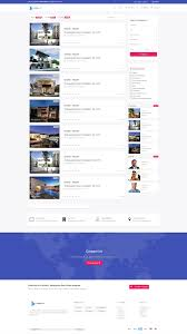 Search Design by Lux Realty Real Estate Property Material Design By Codenpixel