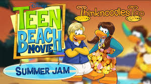 club penguin surfs up teen beach movie summer jam 2013