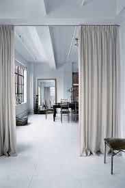 Fabric Room Divider Best 25 Room Divider Curtain Ideas On Pinterest Curtain Divider