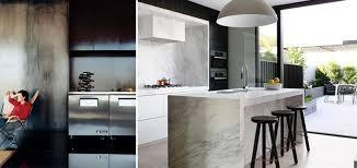 5 design characteristics of a minimalist kitchen fitzgerald kitchens