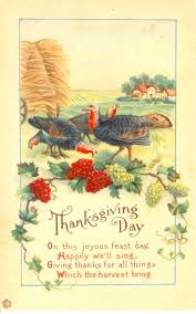498 best thanksgiving cards vintage images on