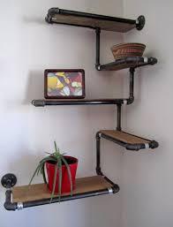 Home Decor Shelf Ideas 18 Fantastic And Interesting Industrial Home Decor Ideas