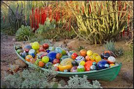 Scottsdale Botanical Gardens Chihuli Page