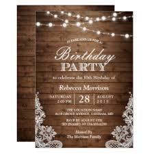 surprise 50th birthday invitations u0026 announcements zazzle co uk