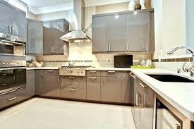 Gloss Kitchen Cabinet Doors White High Gloss Cabinet Pleasant White High Gloss Kitchen