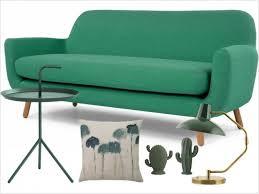 canap vert ikea le salon passe au vert joli place