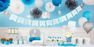 baby shower decorations boys extraordinary baby boy shower decoration boys hot air balloon baby