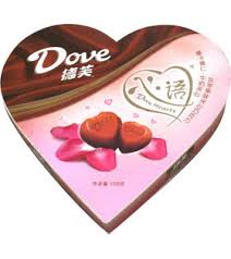 dove chocolate hearts dove hearts send dove chocolate to china chinaflowersshop