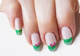 25 adorable bow nail art designs to die for