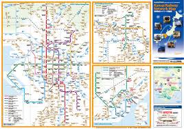 Osaka Train Map Osaka Kyoto Nara Himeji April 2012 U2013 Day 1 Part 3 4 Yongg