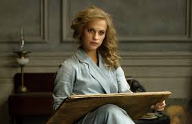 alicia vikander on ex machina the danish greta garbo collider