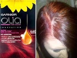 garnier olia 6 43 light natural auburn olia hair color red hairstyle inspirations 2018