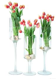 blog delicate stems vase market s beautiful long stem glass these long stem glass candle holder sets can hold your candles or your flowers for special
