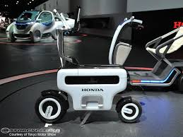 honda micro commuter concept car 2011 tokyo motor show electric scooters photos motorcycle usa