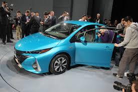 toyota hybrid cars five ways toyota updated its 2017 prius u0027prime u0027 plug in hybrid