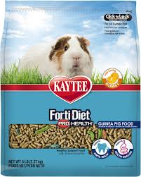 kaytee forti diet pro health guinea pig food 5 lb bag chewy com