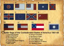Confederate Flag Battle Flag Flags Of The Confederate States Of America Wallpapers Misc Hq