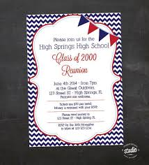 high school class reunion invitations 9 best class reunion inivitations images on class