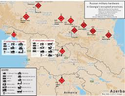 russia map after division civil ge russia troop deployments menace
