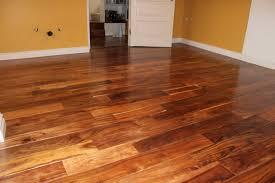 popular choice of acacia flooring home design by