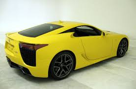 lexus is300 solar yellow lexus lfa discussion pictures u0026 news new colors gloss black