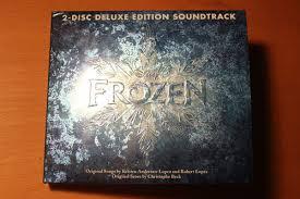 frozen images frozen soundtrack deluxe edition hd wallpaper