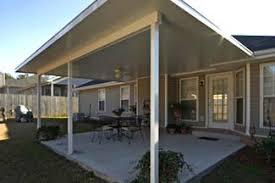 custom patio covers in wood or aluminum for atlanta georgia u0026 beyond
