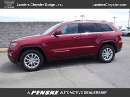 2015 used jeep grand cherokee rwd 4dr laredo at landers chrysler